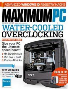 Maximum PC USA – July, 2016 [PDF]