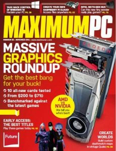 Maximum PC USA – November, 2016 [PDF]