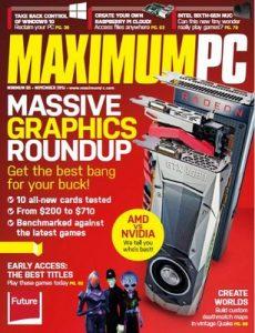 Maximum PC USA – November, 2016 [PDF]