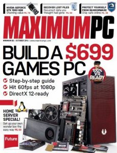 Maximum PC USA – October, 2016 [PDF]