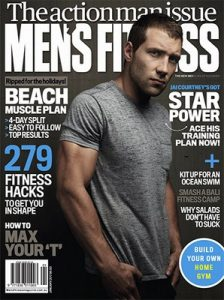 Men's Fitness Australia – January, 2017 [PDF]