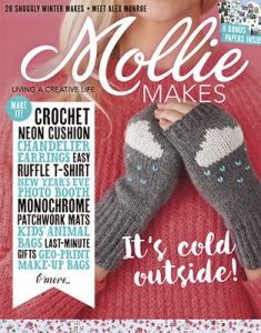 Mollie Makes UK – Issue 74, 2016 [PDF]