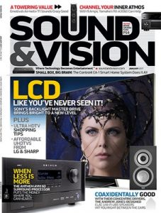 Sound & Vision USA – January, 2017 [PDF]