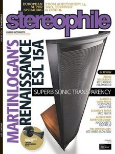Stereophile USA – January, 2017 [PDF]