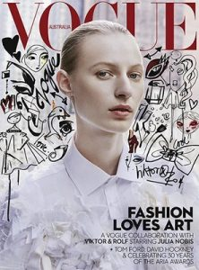 Vogue Australia – December, 2016 [PDF]
