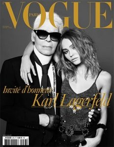 Vogue Paris France – Decembre, 2016 – Janvier, 2017 [PDF]