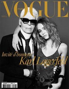 Vogue Paris France – Decembre, 2016 – Janvier, 2017 [PDF]