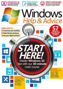 Windows Help & Advice UK- January, 2017 [PDF]