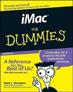iMac for Dummies (5th Edition) – Mark L. Chambers [PDF] [English]