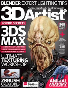 3D Artist UK – Issue 102, 2016 [PDF]
