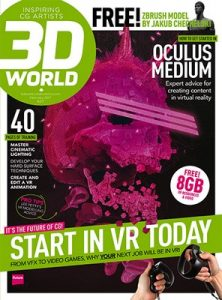 3D World UK – February, 2017 [PDF]