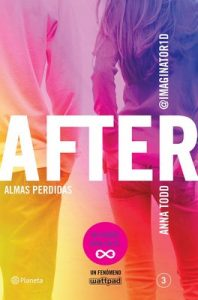 After. Almas perdidas (Serie After 3) – Anna Todd [ePub & Kindle]