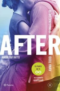 After. Amor infinito (Serie After 4) – Anna Todd [ePub & Kindle]