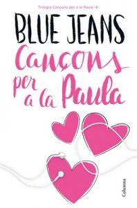 Cançons per a la Paula – Blue Jeans [ePub & Kindle] [Catalán]