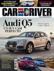 Car and Driver Spain – Enero, 2017 [PDF]