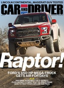 Car and Driver USA – February, 2017 [PDF]