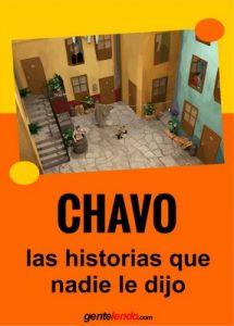 Chavo y las historias que nadie le dijo – Fernando Fernandes da Silva [ePub & Kindle]