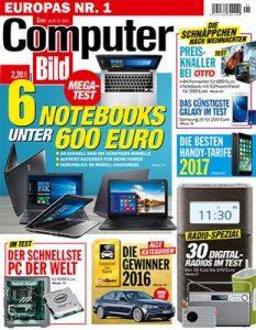 Computer Bild Germany – 23 Dezember, 2016 [PDF]