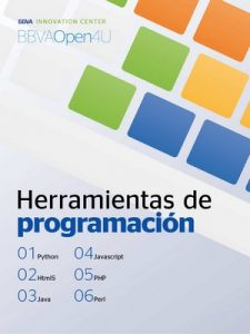 Ebook: Herramientas de programación (BBVAOpen4U Series) – BBVA Innovation Center [ePub & Kindle]