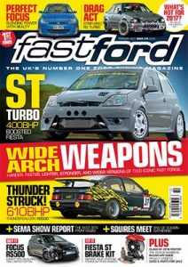 Fast Ford UK – February, 2017 [PDF]