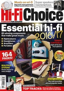 Hi-Fi Choice UK – Yearbook, 2016 [PDF]