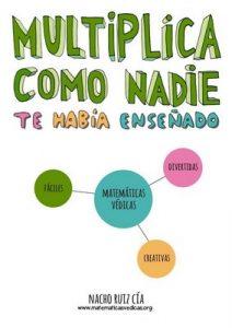 Multiplica como nadie te había enseñado: Matemáticas Védicas; Simplemente increíbles, increíblemente simples – Nacho Ruiz Cía [ePub & Kindle]
