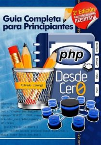 PHP desde cero (Incluye MySQL) – Alfredo Limongi [ePub & Kindle]