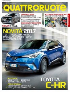 Quattroruote Italia – Gennaio, 2017 [PDF]