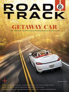 Road & Track USA – February, 2017 [PDF]