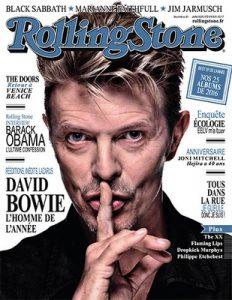 Rolling Stone France – Janvier, 2017 [PDF]