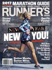 Runner's World USA – January February, 2017 [PDF]