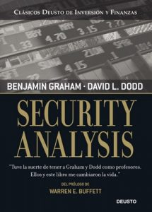 Security analysis: principios y técnica – Benjamin Graham [ePub & Kindle]