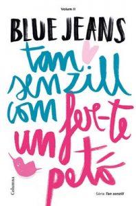Tan senzill com fer-te un petó – Blue Jeans [ePub & Kindle] [Catalán]