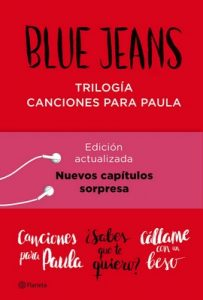 Trilogía Canciones para Paula (pack) – Blue Jeans [ePub & Kindle]