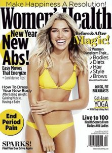 Women's Health USA – January February, 2017 [PDF]