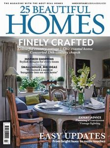 25 Beautiful Homes UK – March, 2017 [PDF]