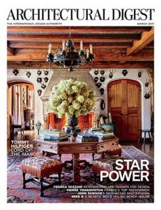 Architectural Digest USA – March, 2017 [PDF]