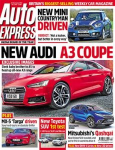 Auto Express UK – 25 January, 2017 [PDF]