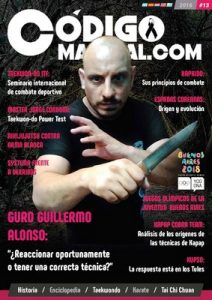 Codigo Marcial nº 13 – Enero, 2017 [PDF]