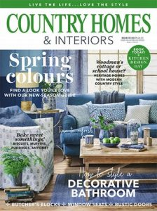 Country Homes & Interiors UK – March, 2017 [PDF]