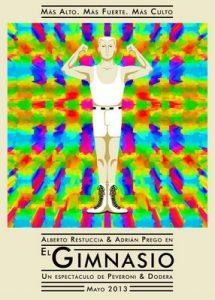 El gimnasio – Gabriel Peveroni [ePub & Kindle]