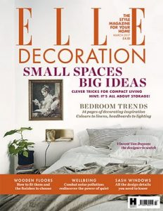 Elle Decoration UK- March, 2017 [PDF]