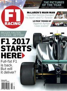 F1 Racing Australia – February, 2017 [PDF]