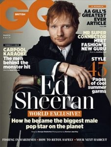 GQ UK – March, 2017 [PDF]