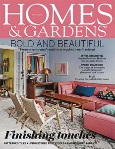 Homes & Gardens UK – March, 2017 [PDF]