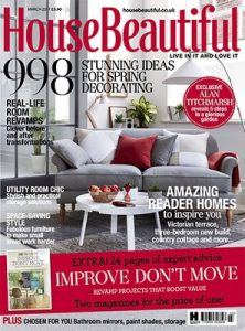 House Beautiful UK – March, 2017 [PDF]