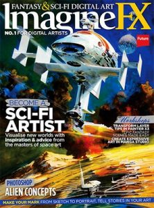 ImagineFX UK – November, 2013 [PDF]