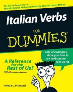 Italian Verbs for Dummies – Teresa L. Picarazzi [PDF] [English]