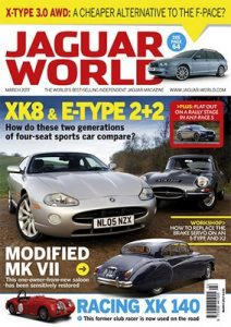 Jaguar World UK – March, 2017 [PDF]