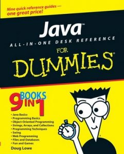 Java ALL-IN-ONE DESK REFERENCE for Dummies – Doug Lowe [PDF] [English]
